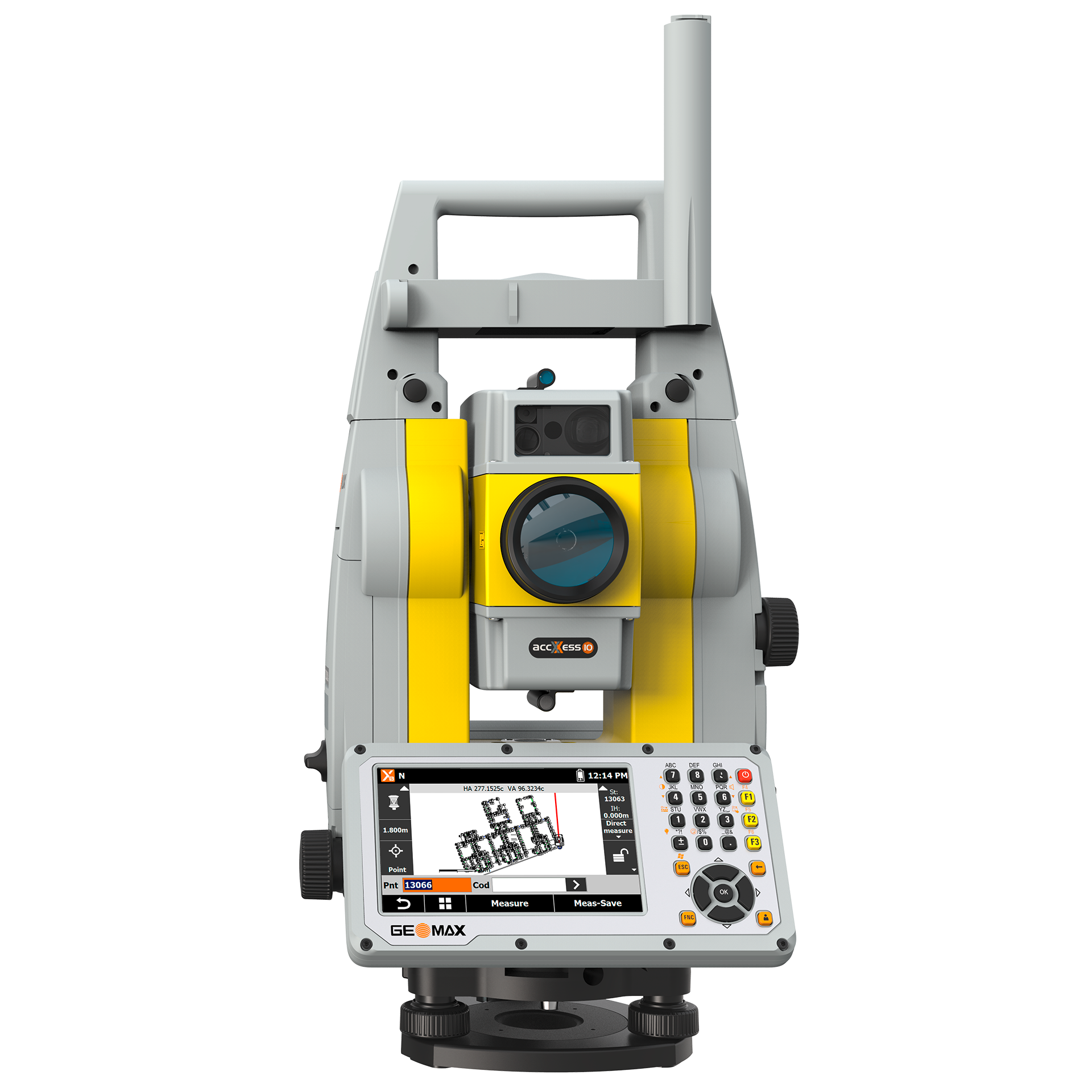 GeoMax Totalstation Zoom95