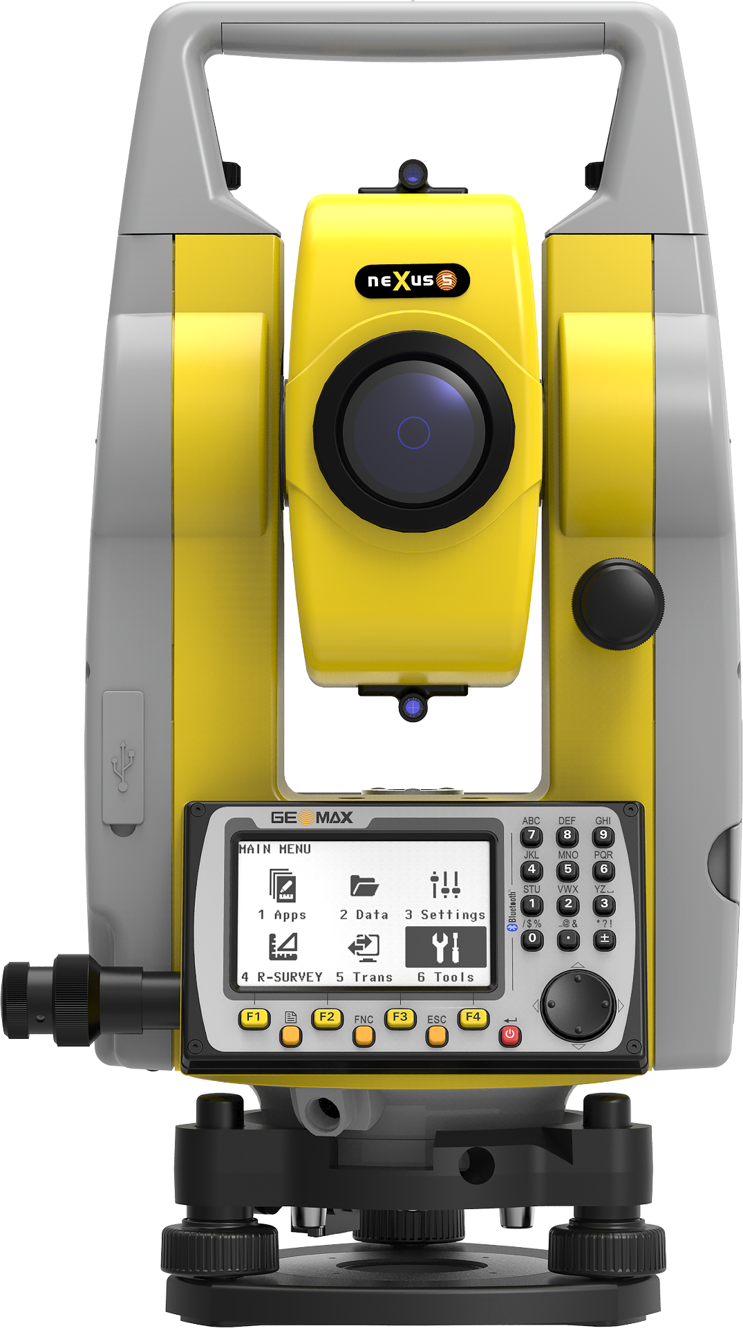 Totalstation GeoMax Zoom25