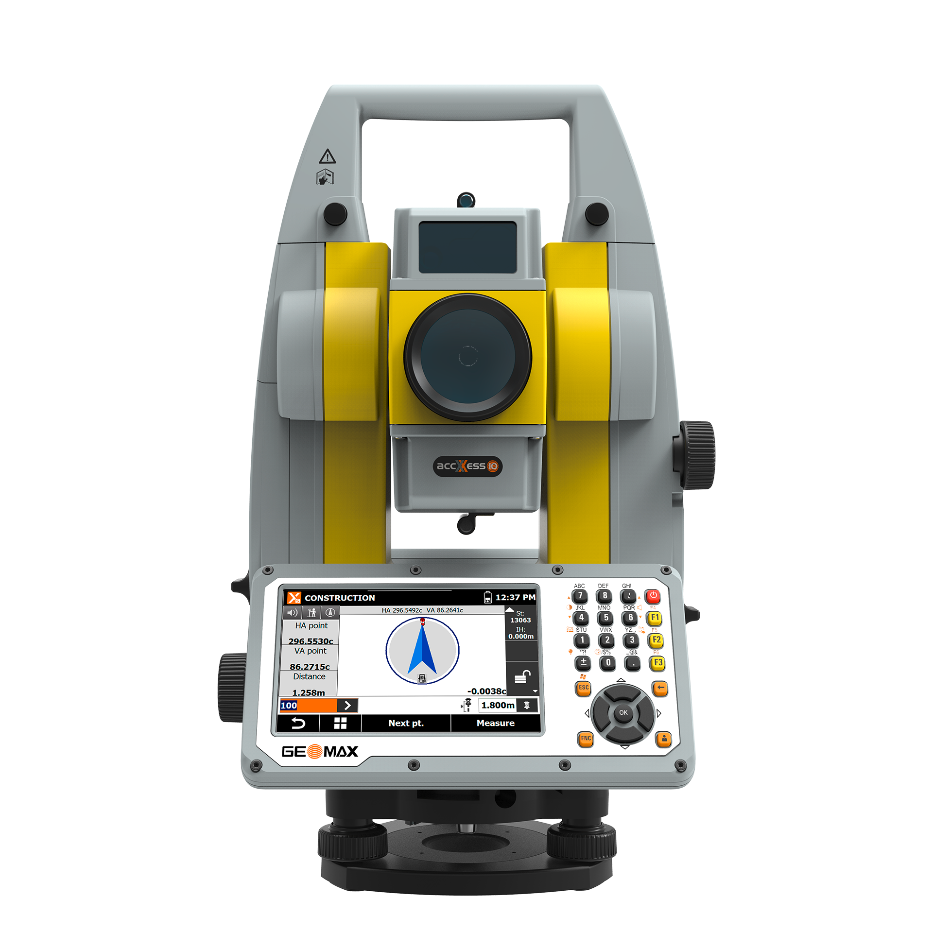 GeoMax Totalstation Zoom75